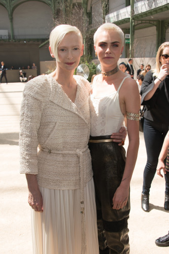 PFW - Haute Couture - Chanel - Photocall - Paris