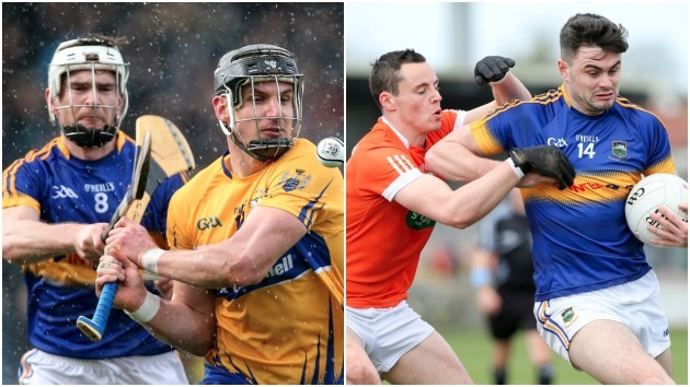 GAA football and hurling draws made