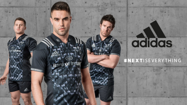 #NextIsEverything - Munster Rugby Alternate Jersey