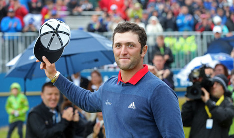 Dubai Duty Free Irish Open - Day Four - Portstewart Golf Club