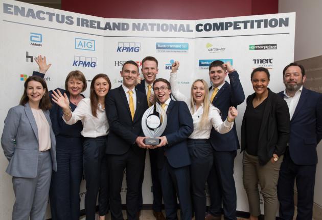 Enactus Ireland National Finalists