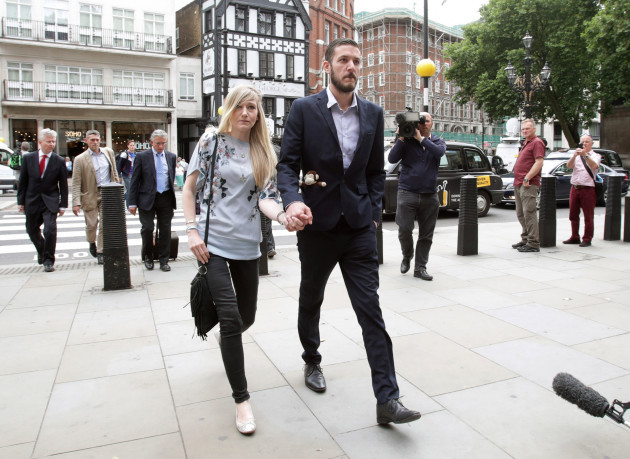 Charlie Gard court case