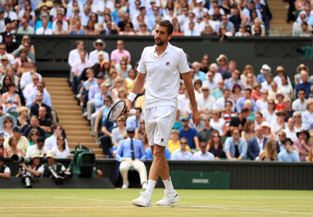 Wimbledon 2017 - Day Thirteen - The All England Lawn Tennis and Croquet Club