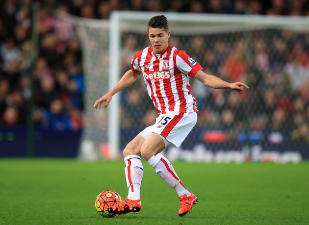 Stoke City v Crystal Palace - Barclays Premier League - Britannia Stadium
