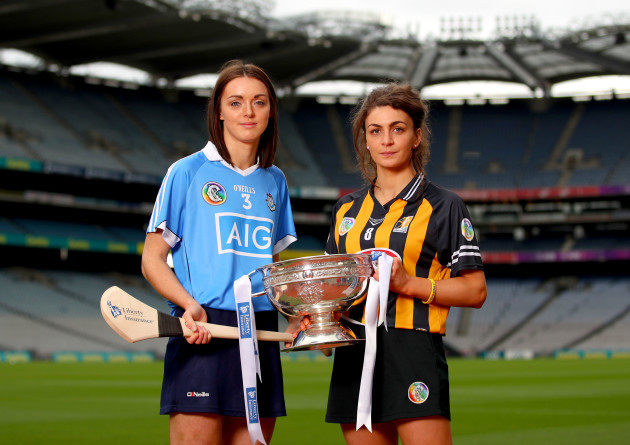 Eve O'Brien and Anna Farrell