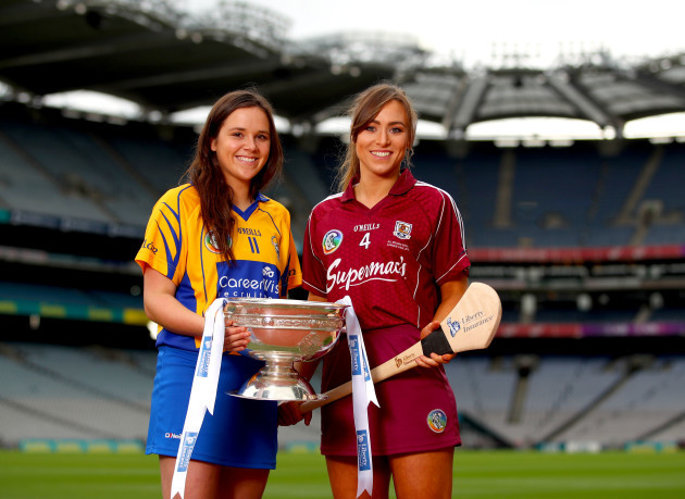 Orlaith Duggan and Heather Cooney