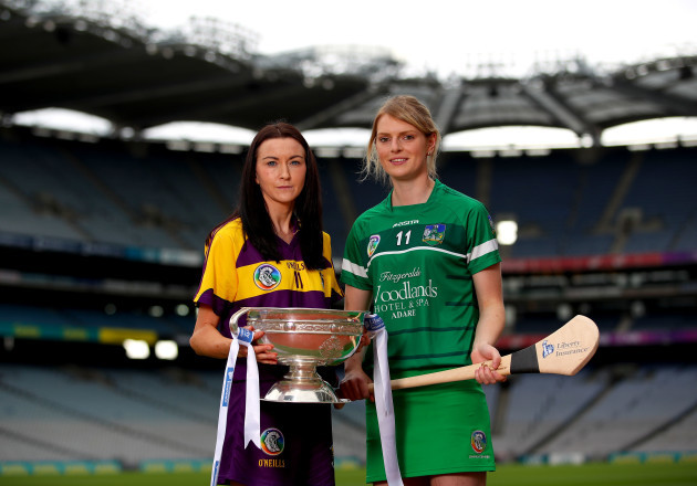 Bríd Gordon and Niamh Mulcahy
