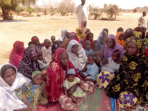 Refugees in Nigeria