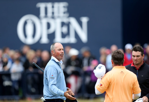The Open Championship 2017 - Day Two - Royal Birkdale Golf Club