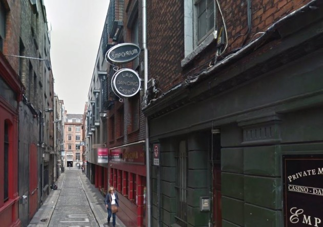 Man in hospital after being stabbed during robbery in Dublin