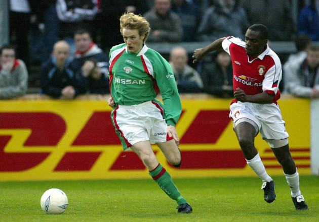 Colin T.O'Brien and Joseph Ndo 9/4/2004