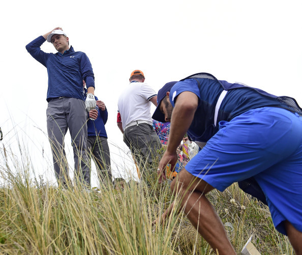 Jordan Spieth: Champion Golfer Of The Year with 'The Bogey Putt'