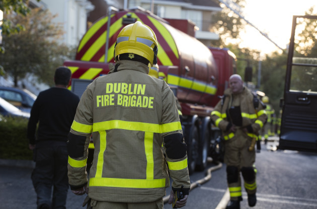 Pay My Metro >> Dublin Fire Brigade is operating at reduced capacity due to unofficial overtime strikes over pay
