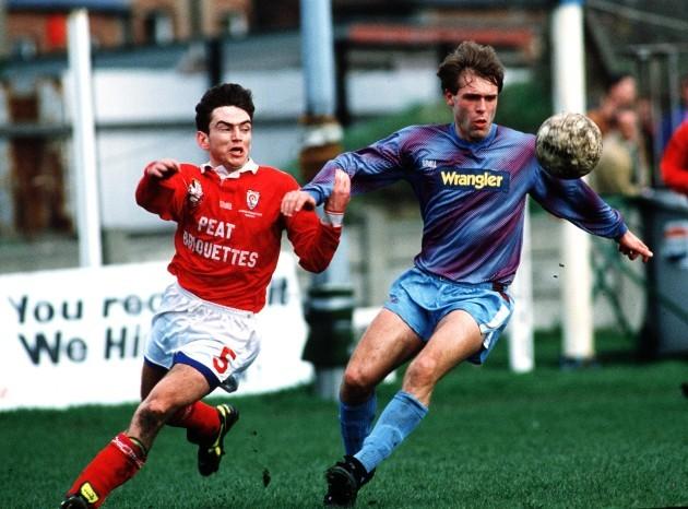 Pat Fenlon 1991