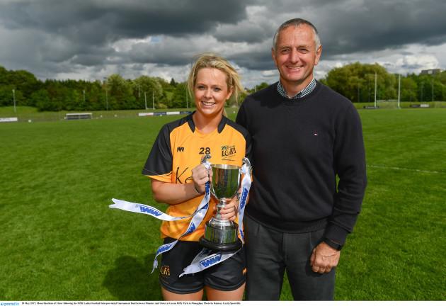 Munster v Ulster - MMI Ladies Football Interprovincial Final
