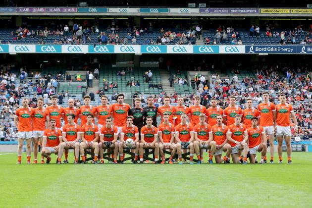The Armagh team