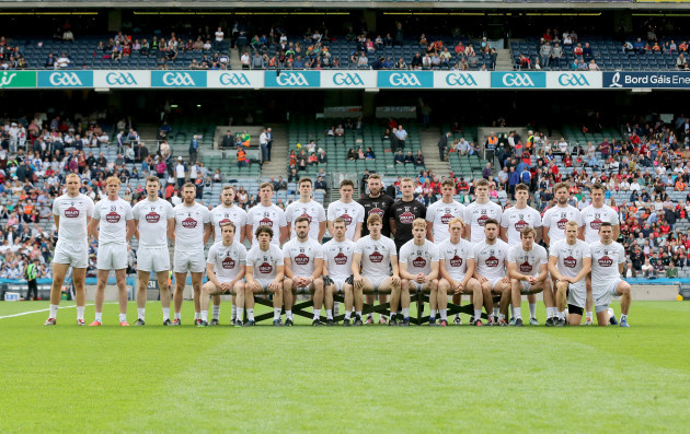 The Kildare team