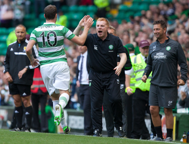 Soccer - Scottish Premiership - Celtic v Ross County - Celtic Park
