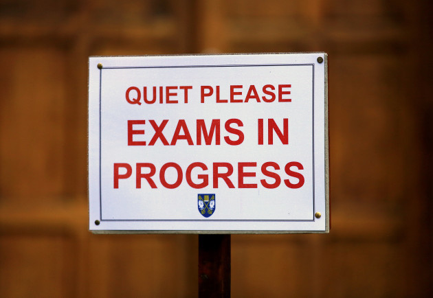 Exam stock