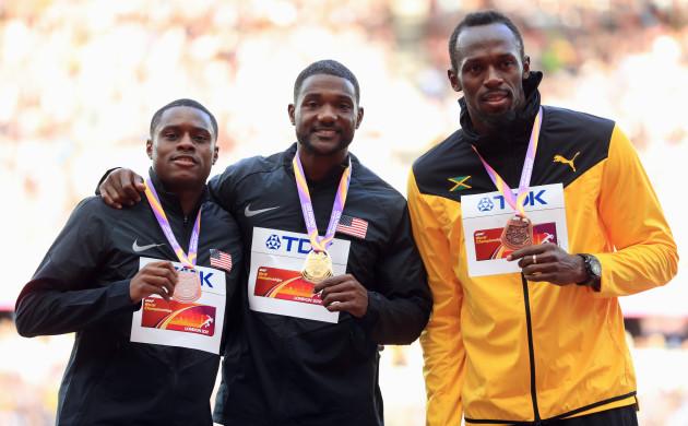 2017 IAAF World Championships - Day Three - London Stadium