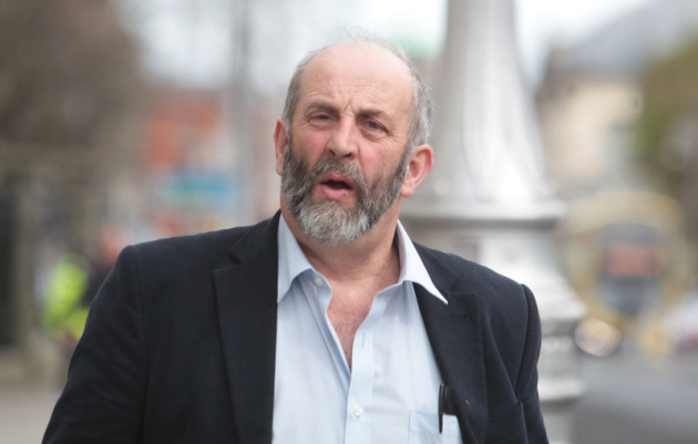 Danny Healy-Rae blames 'fairies' for dip in Kerry road