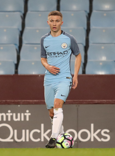 Aston Villa Under 18's v Manchester City U18's - FA Youth Cup - Sixth Round - Villa Park