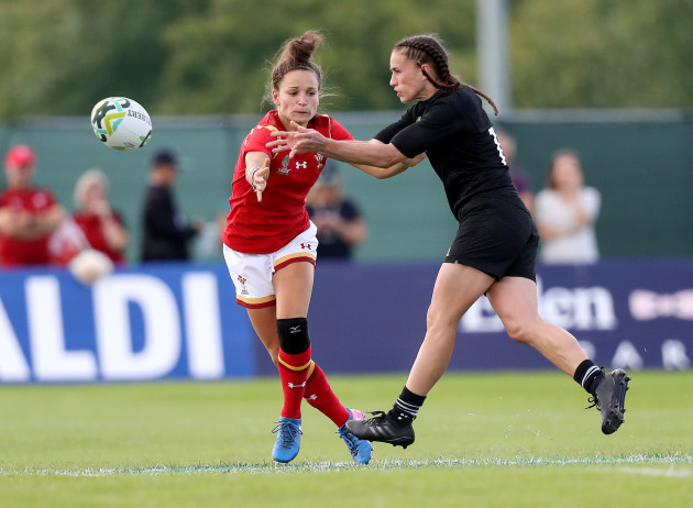 Wales Women fall to ruthless New Zealand