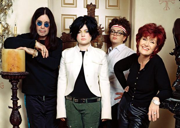The Osbournes - 2002