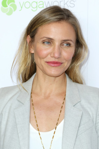 Cameron Diaz at Because Age Is A State Of Mind