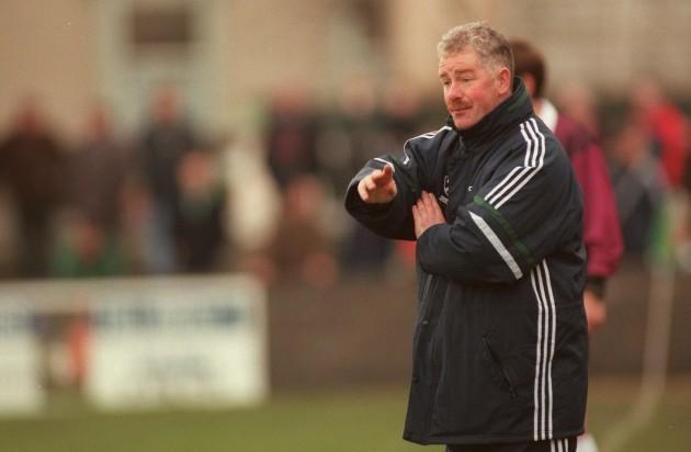 Pat Devlin  Bray Wanderers 8/12/1996