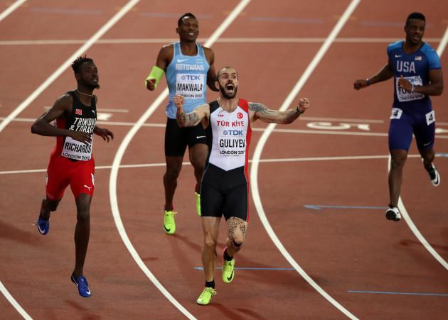 2017 IAAF World Championships - Day Seven - London Stadium