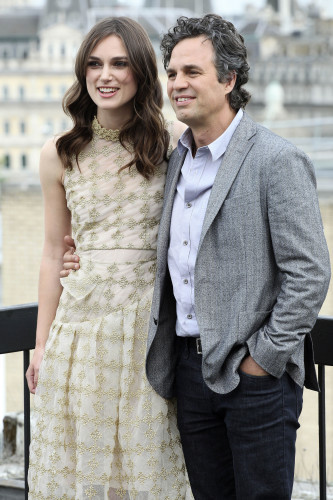 'Begin Again' Photocall, London