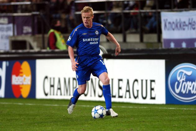 Soccer - UEFA Champions League - Group G - Anderlecht v Chelsea - Constant Vanden Stock Stadium