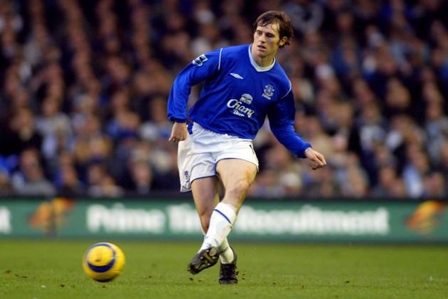 Soccer - FA Barclays Premiership - Everton v Bolton Wanderers