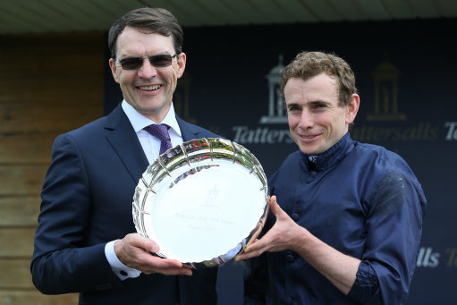 Curragh Races - Tattersalls Irish 1000 Guineas Raceday