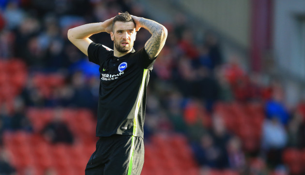 Barnsley v Brighton and Hove Albion - Sky Bet Championship - Oakwell