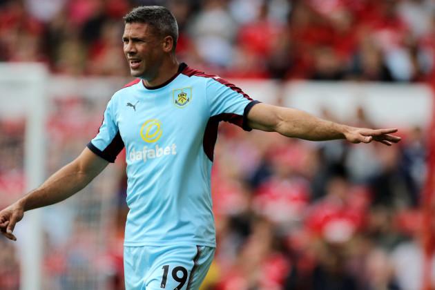 Nottingham Forest v Burnley - Pre-Season - City Ground