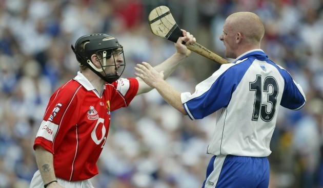 Wayne Sherlock and John Mullane 29/6/2003