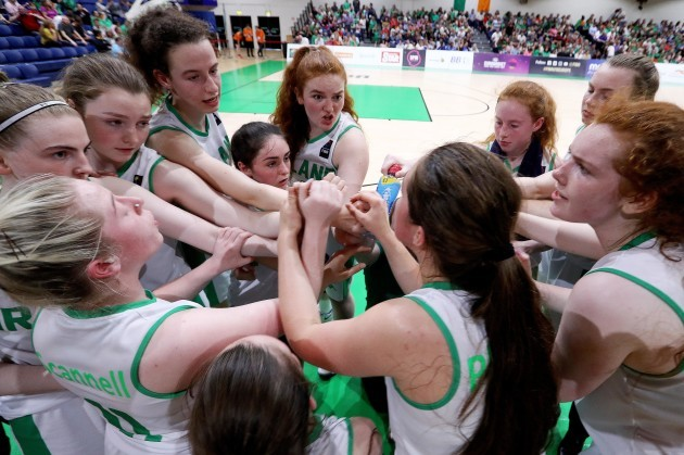 Ireland during a time out