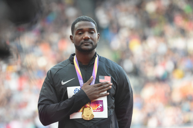 UK: 2017 IAAF World Championships