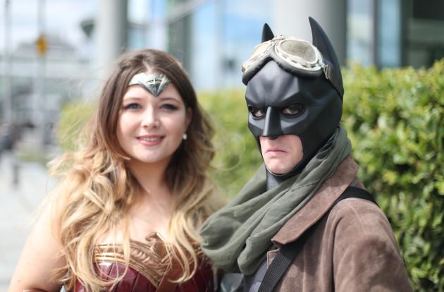 Comic Con in Dublin