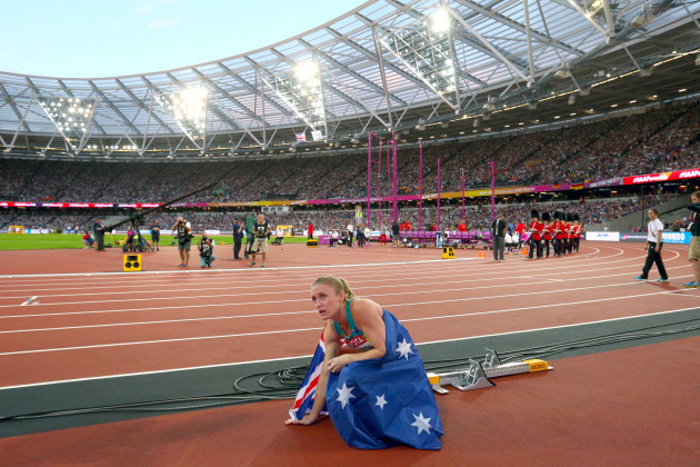 2017 IAAF World Championships - Day Nine - London Stadium