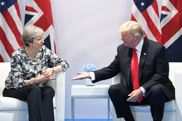 G20 meeting - Germany