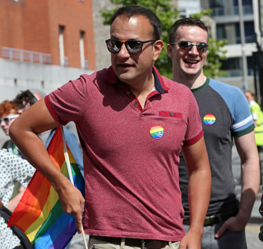 This J1 student's story about meeting Leo Varadkar is pure gold