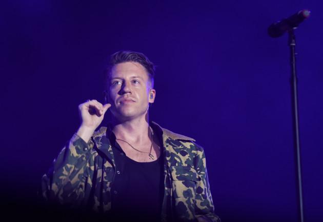 Lollapalooza Festival in Berlin - Macklemore & Ryan Lewis