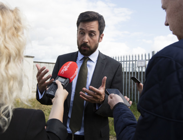 Eoghan Murphy Launches New Homes. 758A0108_90520664