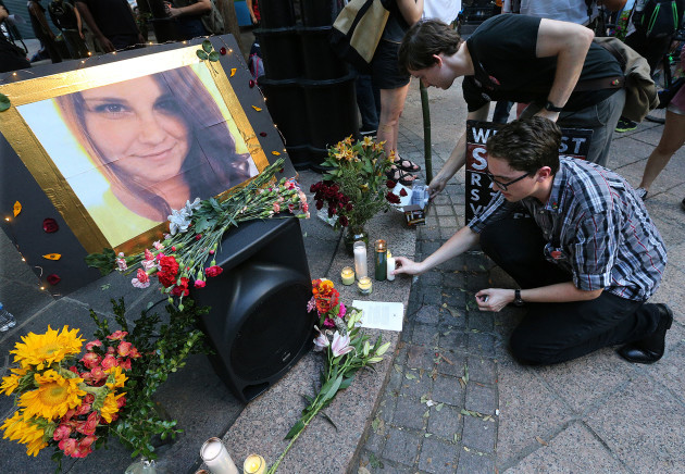 Mourners remember Heather Heyer, who 'loved people' and fought injustice