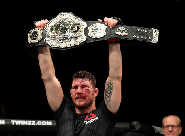 Garbrandt-Dillashaw title bout set for UFC 217