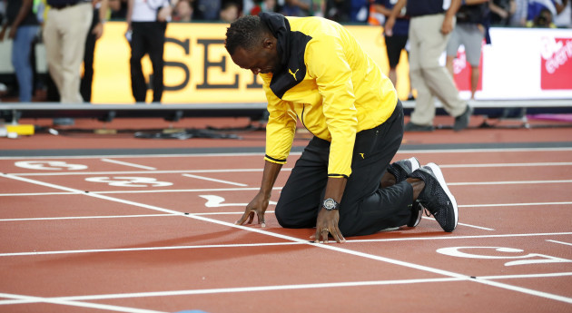 (SP)BRITAIN-LONDON-ATHLETICS-IAAF-WORLD CHAMPIONSHIPS-DAY 10