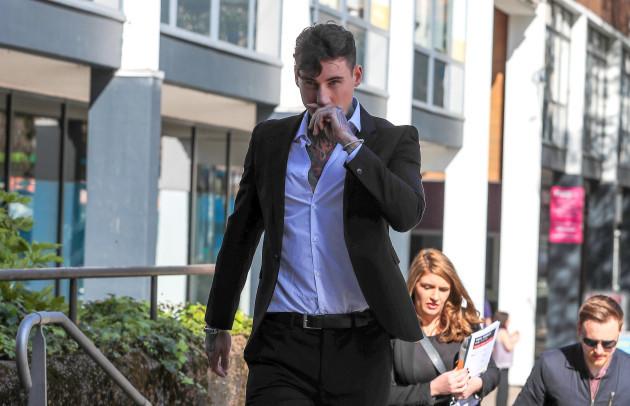 Jeremy McConnell court case